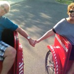 Romantic Date Ideas on the Pedicab