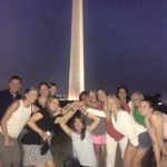 Take cool pics with Discover DC Pedicab Tours
