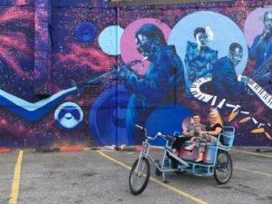 Grafitti U street Historical Tours