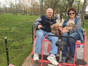 Fala and ME doggy tours