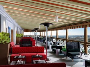 sky_terrace_ AT the W Hotel.....MY FAVORITE