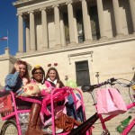 Scottish. Rite temple birthday Pedicab Tours